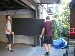 Furniture removalists Rosehill